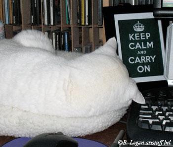 Flossie-keep-calm