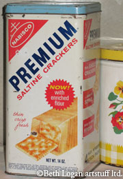Cracker-tin