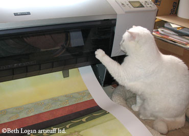 Flossie-loves-printer-3