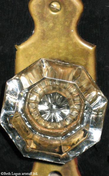 Old-doorknob