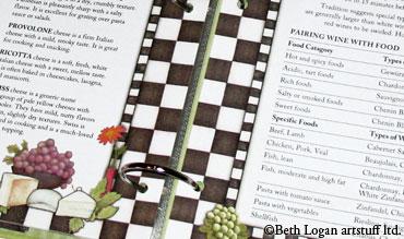 Recipe-binder-wines