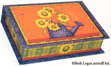 Sunflower-box-closed