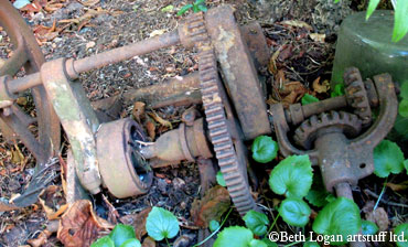 Old-machinery