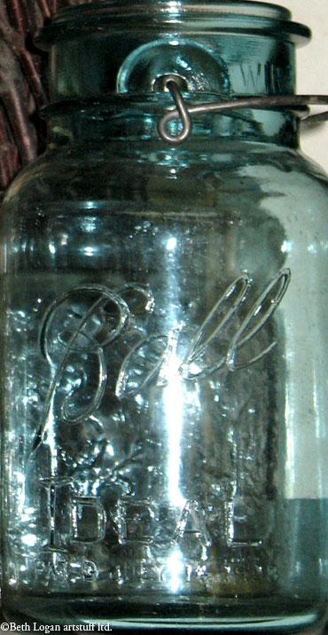 Old-canning-jar