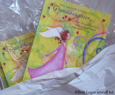 Granddaughter-confirmation