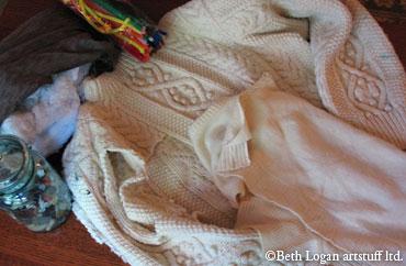 Sweatercat-stuff