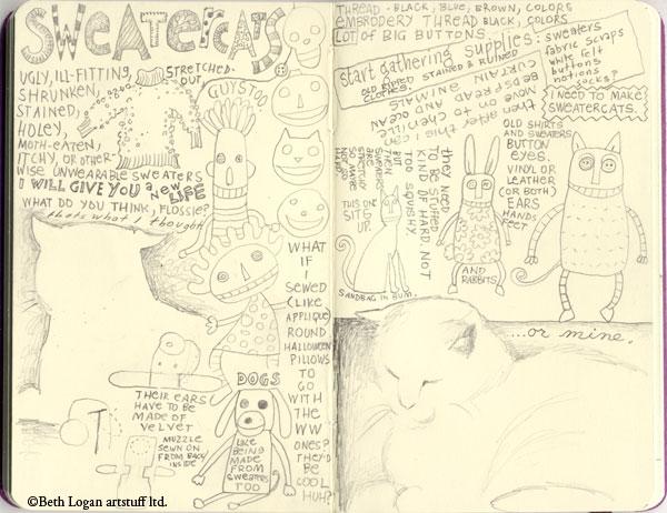 Sweatercats-sketch