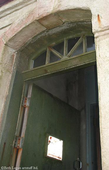 North-head-doorway