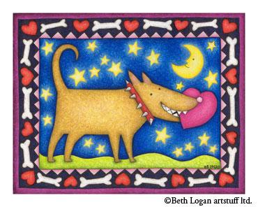Beth-logan-valentine-dog