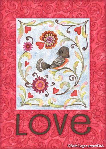BethLogan-LoveBird
