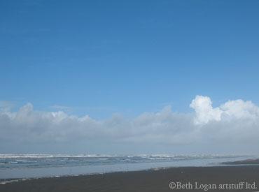 Blue-sky-beach