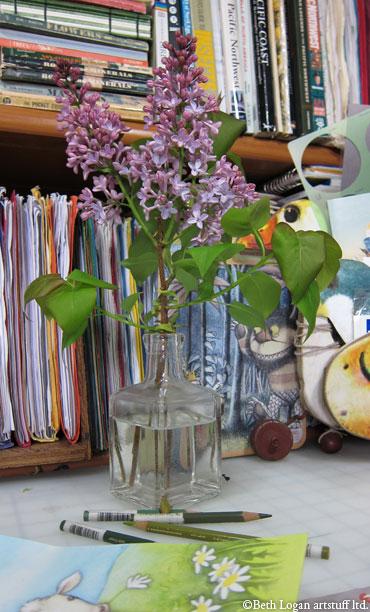 Early-lilacs