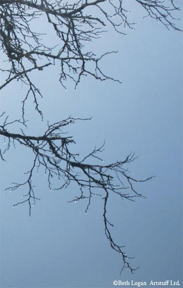 Storm-droplets