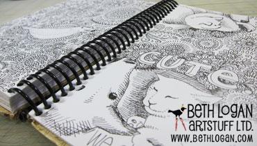 Sketchbook-doodles