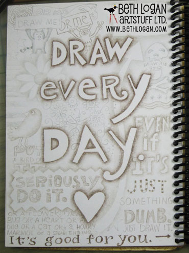Draw-every-dayLEFT