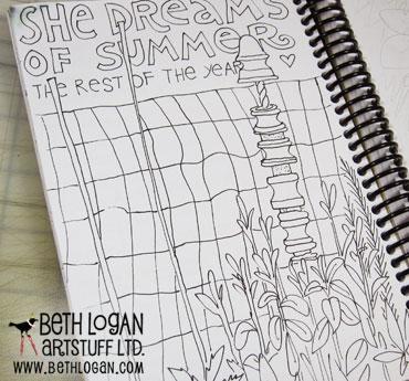 Sketchbook-she-dreams-of-summer
