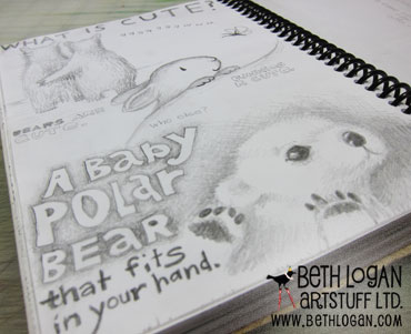 Sketchbook-polar-bear