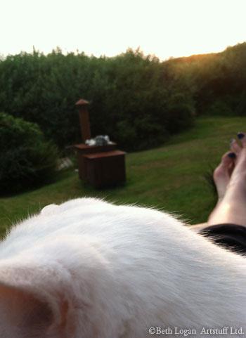 Vacation-sunset