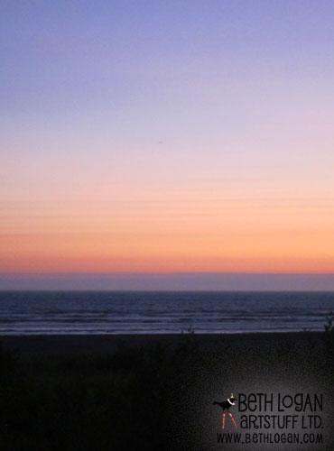 Calm-evening-surf