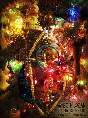 Glowy-tree