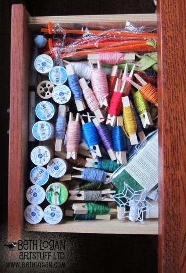 Pinterest-thread-organization