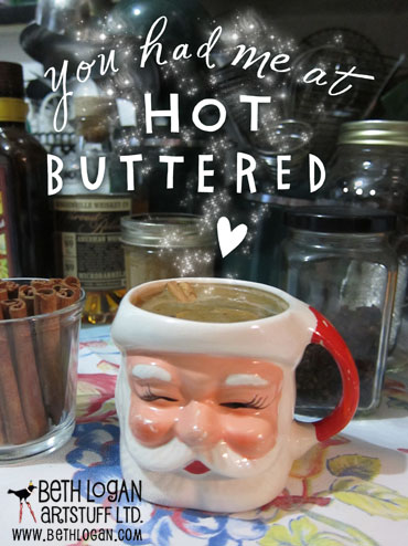 Hot-buttered