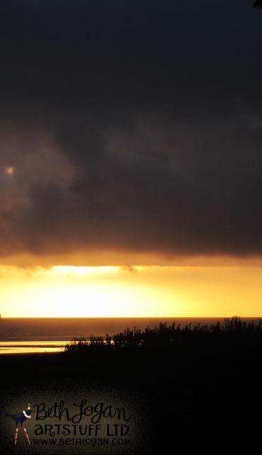 Beach-sunset-1