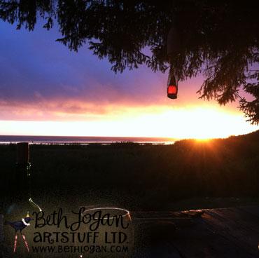Beach-sunset-2