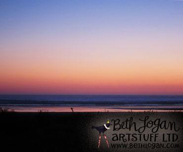 Beach-sunset-6