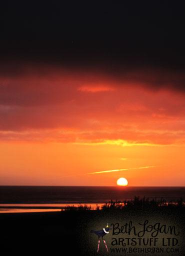 Beach-sunset-4