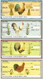 roosters checks