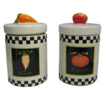 les veggies canisters