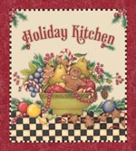 holiday recipe binder