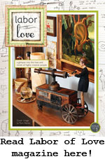 labor of love magazine